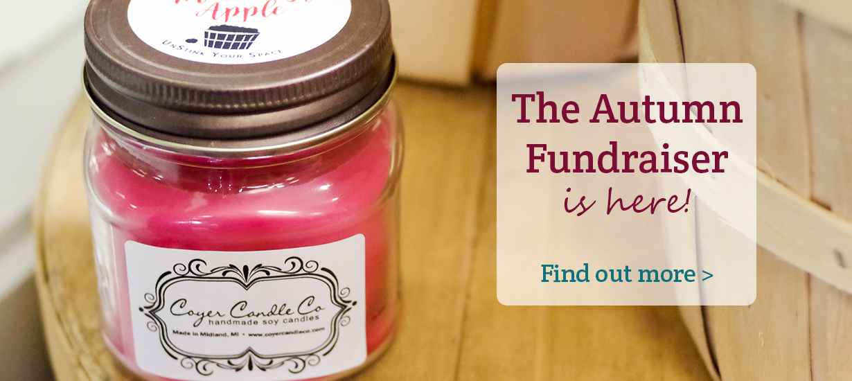 Coyer Candle Co Fundraising