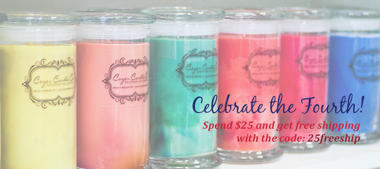 Coyer Candle Co Candles