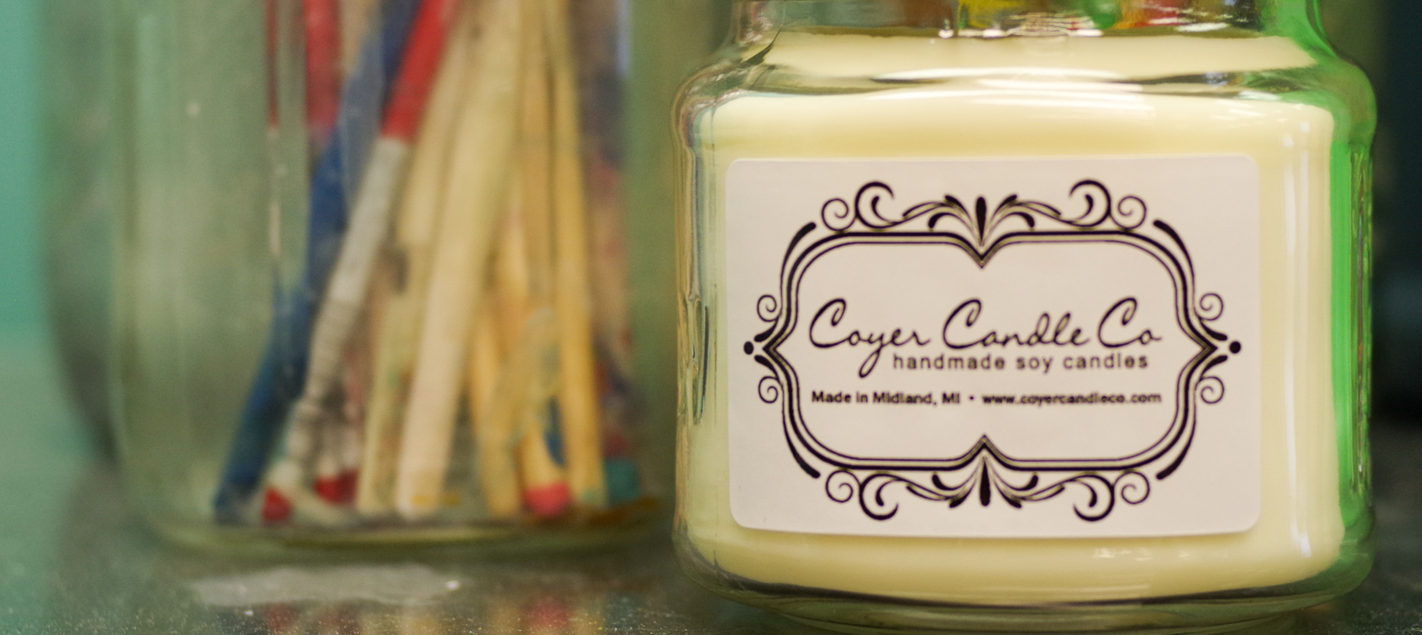 Coyer Candle Co Spring Collection