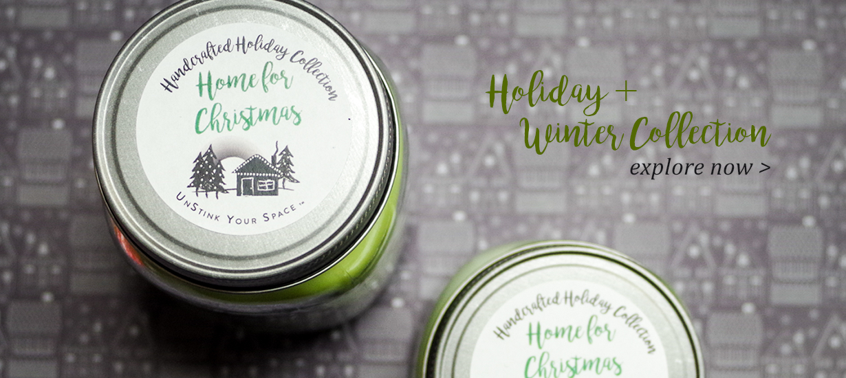 Coyer Candle Co Winter Holiday